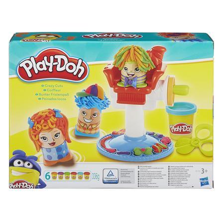 Play-Doh Crazy Cuts kapperszaak