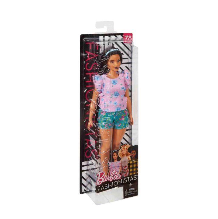 Barbie Fashionistas Florals Frills