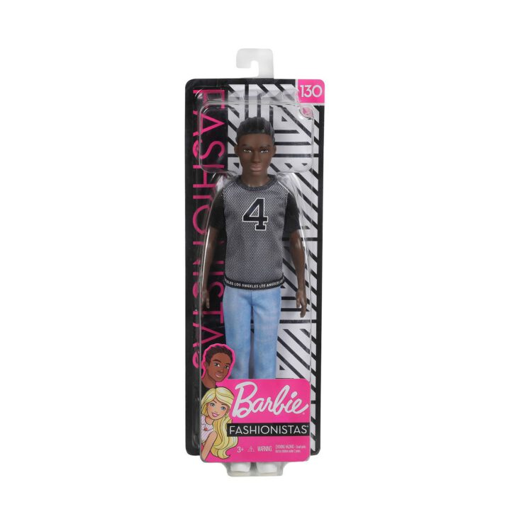 Barbie Ken Fashionistas Pop Gebreide top