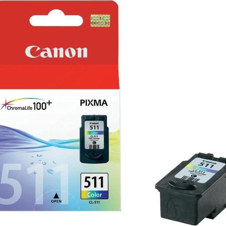 Canon Pixma 511 Kleur