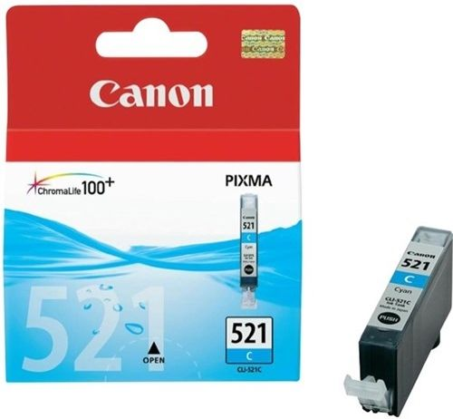 Canon Pixma 521 Cyaan