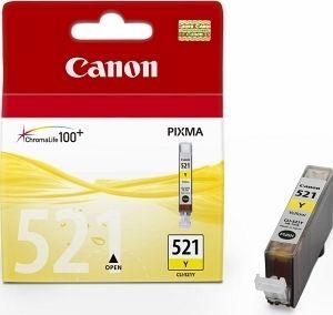 Canon Pixma 521 Yellow