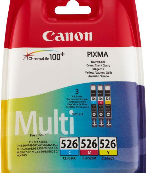 Canon Pixma 526 Multipack