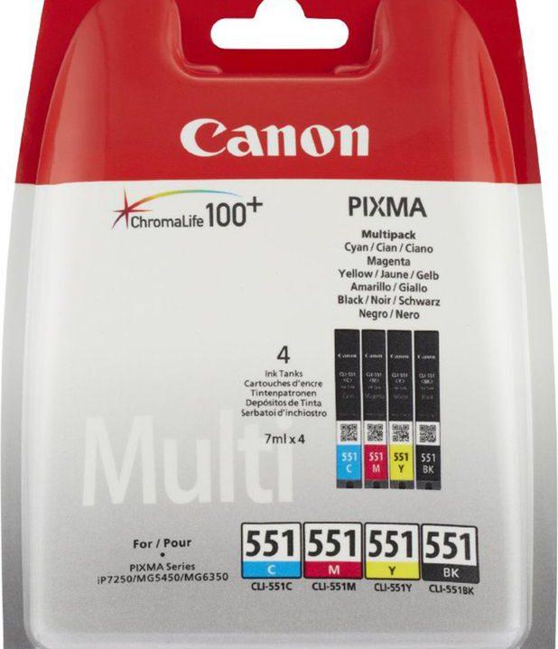 Canon Pixma 551 Multipack