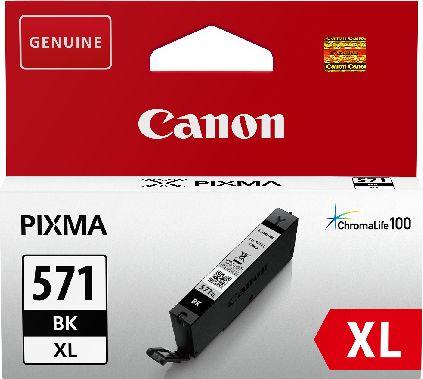 Canon Pixma Zwart XL
