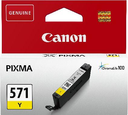 Canon Pixma 571 Yellow