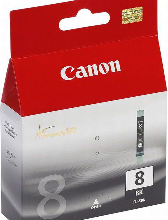 Canon Pixma  8 Zwart