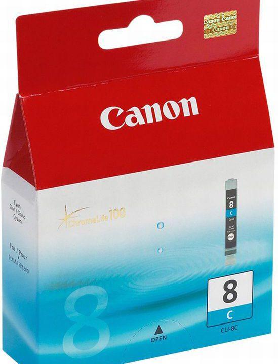 Canon Pixma  8  Cyaan