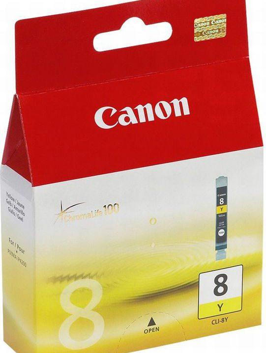 Canon Pixma Yellow  8