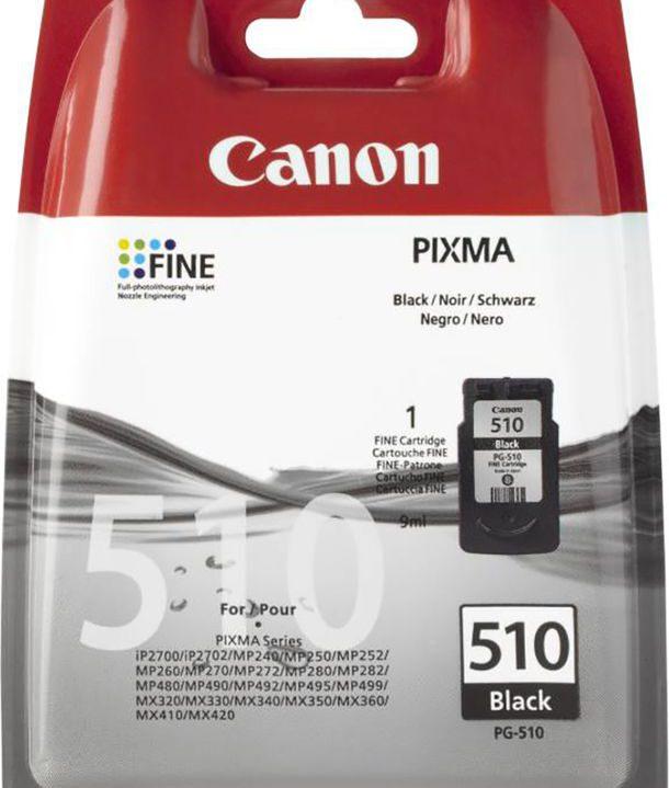Canon Pixma 510 Zwart