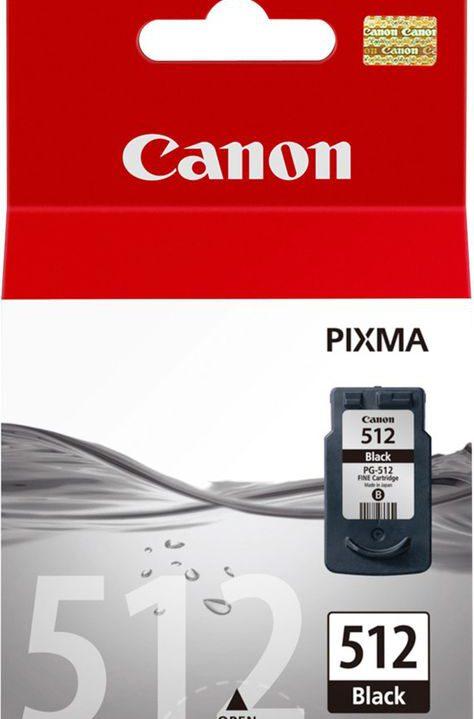 Canon Pixma 512 Zwart