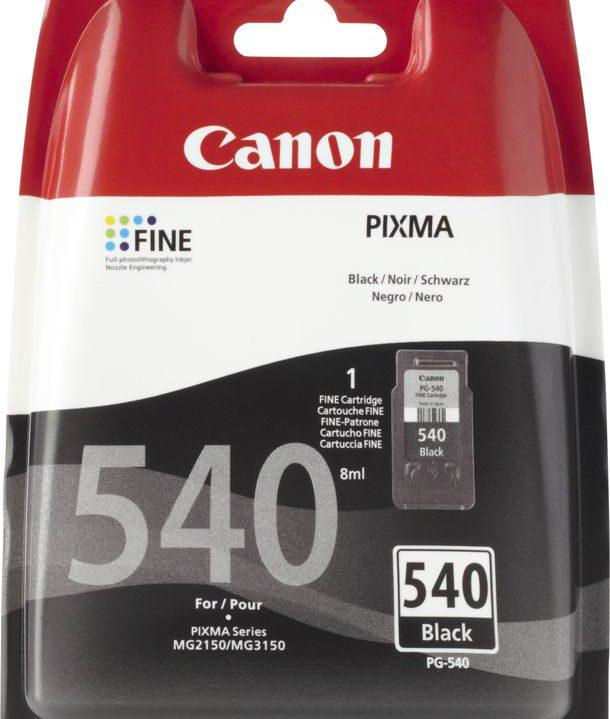 Canon Pixma 540 Zwart