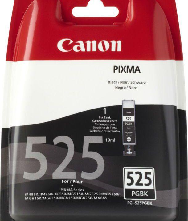 Canon 525 Zwart