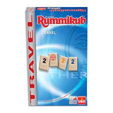 Spel Rummikub Reisspel