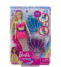 Barbie Zeemeermin Slijm Speelset