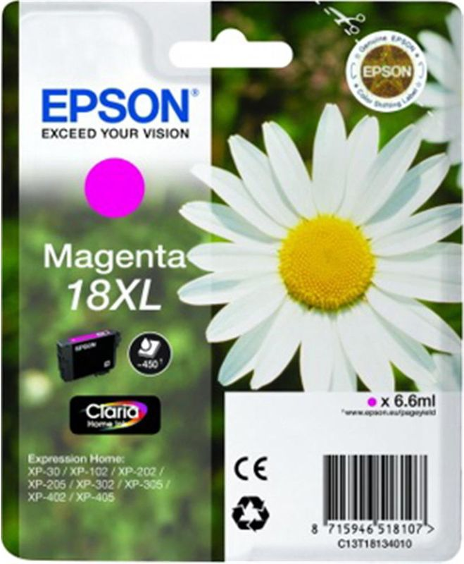 Epson 18 XL Magenta