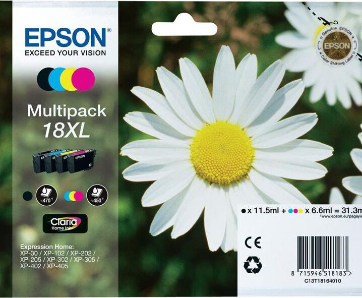 Epson 18 XL Multipack