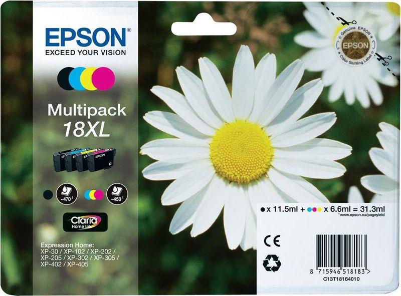Epson 18 XL Multipack