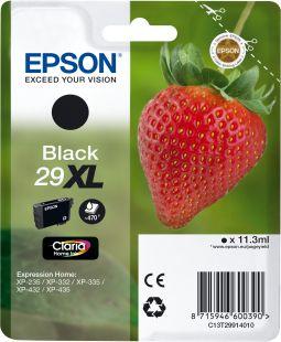 Epson 29 XL Zwart