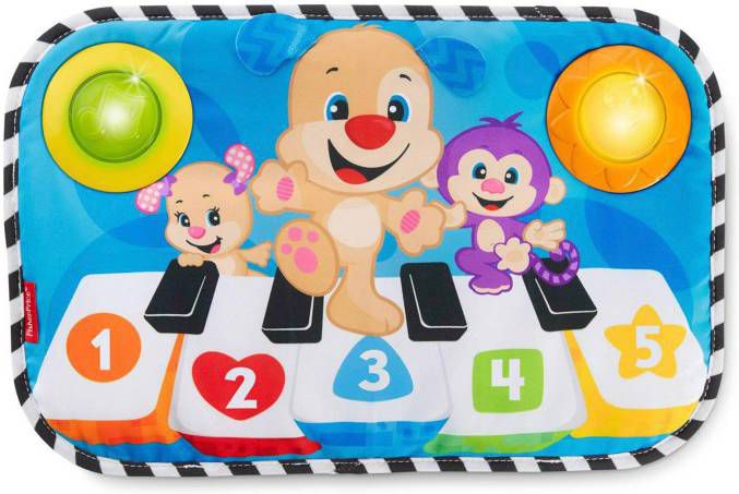 Fisher-Price trappel en speel piano