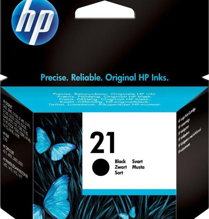 HP 21 Zwart
