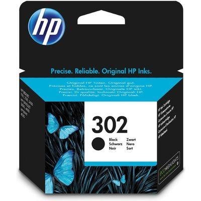 HP 302 Zwart