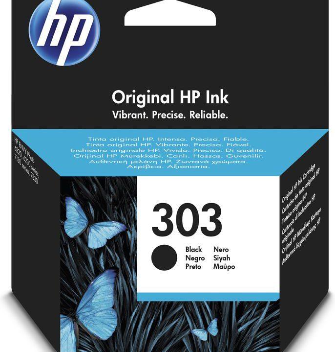 HP 303 Zwart