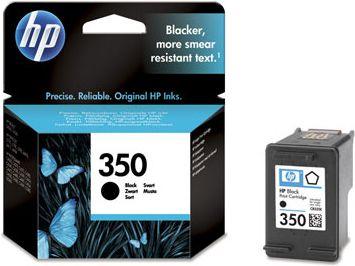 HP 350 Zwart
