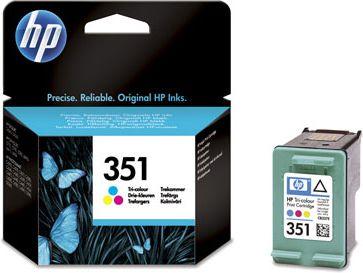 HP 351 Kleur