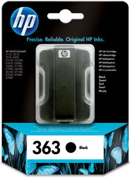 HP 363 Black