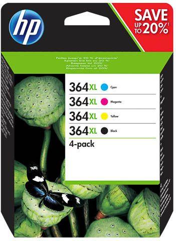 HP 364 XL 4-Pack
