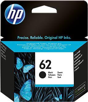 HP 62 Zwart