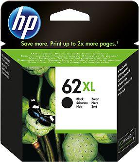 HP 62 XL Zwart