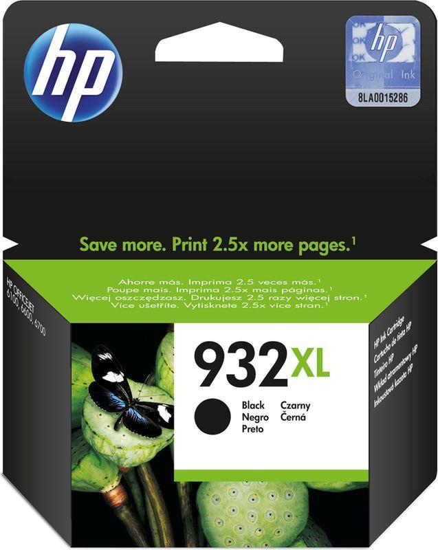HP 932 XL Zwart