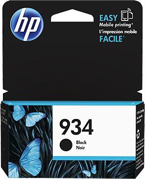 HP 934 Zwart
