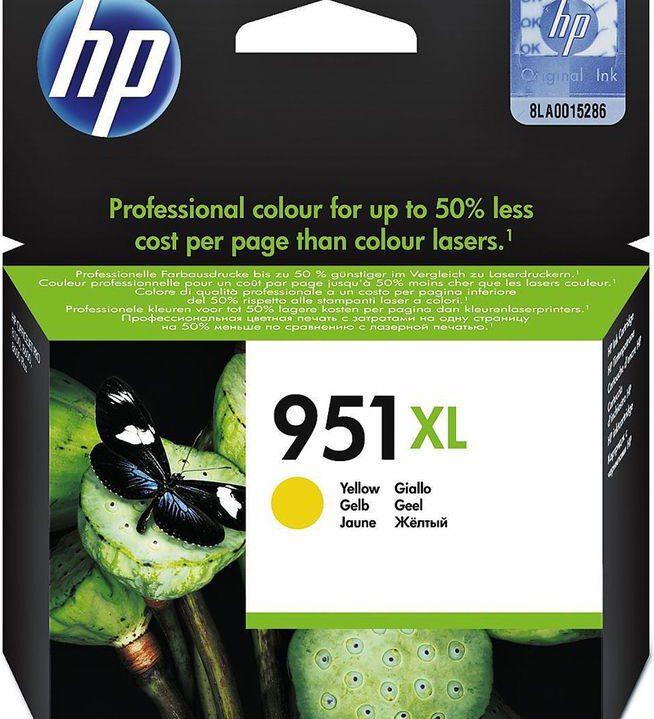 HP 951 XL Yellow