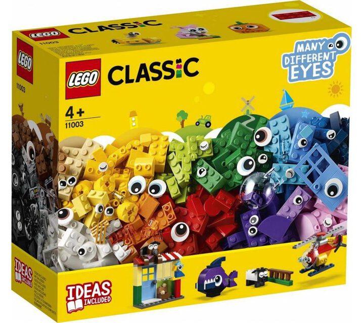 LEGO Classic 11003 – Stenen en Ogen