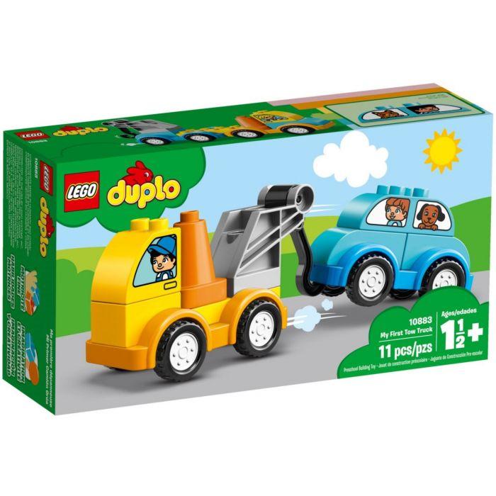 LEGO 10883 Mijn eerste sleepwagen