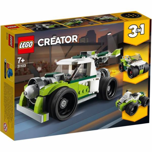 LEGO Creator 31103 3 in 1 Raketwagen