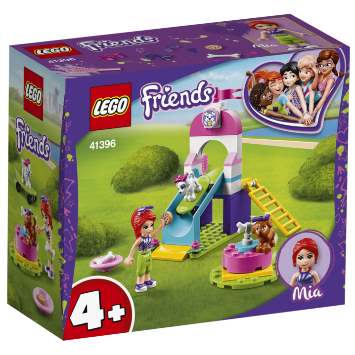 LEGO Friends 41396 Hondenspeelplaats