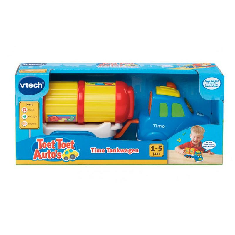 Auto Vtech Toet Toet Timo Tankwagen