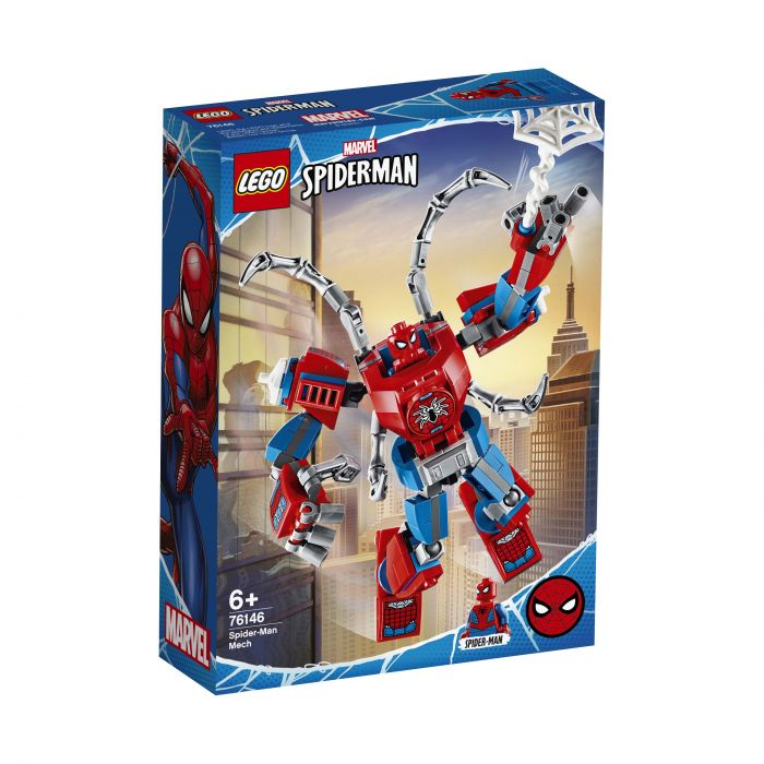 LEGO Marvel Super Heroes 76146 Spider-Man Mecha