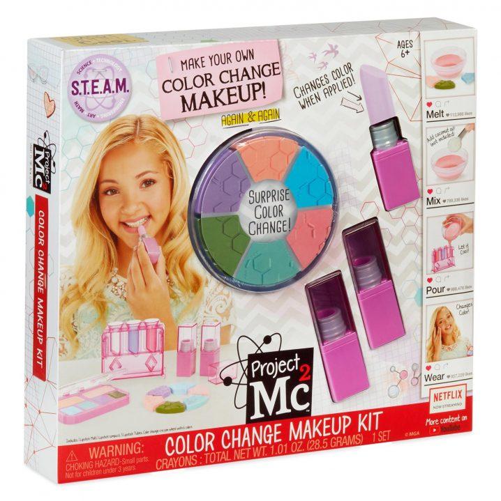 Project Mc2 Color Change Make-up Set