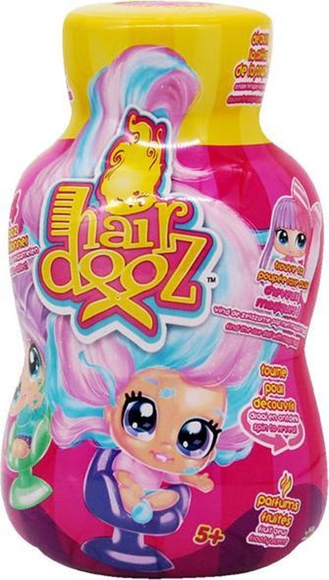 Hairdooz in shampoofles