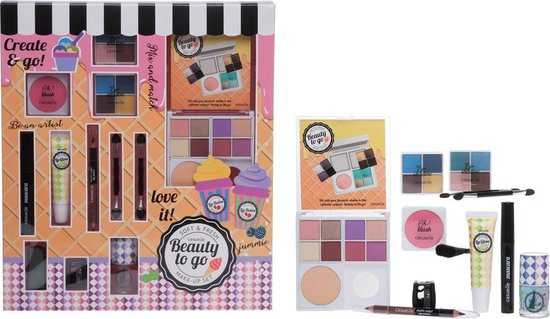 Casuelle Make-up Set Ice Cream Groot