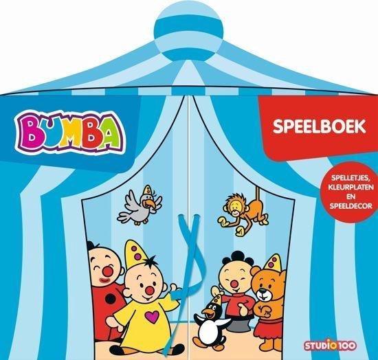 Bumba Doeboek Circus