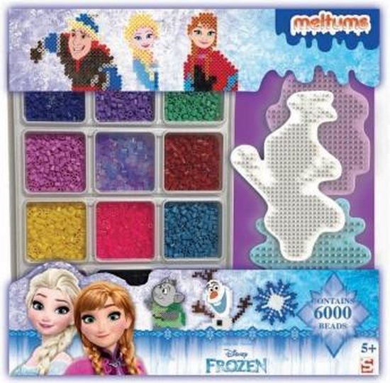 Frozen Meltumz 6.000 Strijkkralen Mega Set