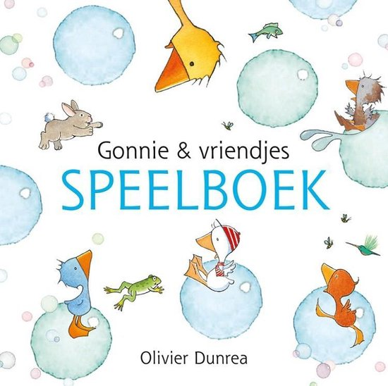Gonnie & vriendjes Speelboek