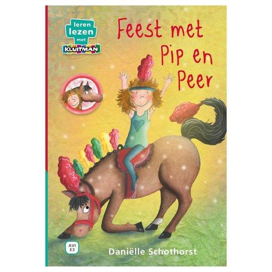 Leren lezen met Kluitman Feest met Pip en Peer
