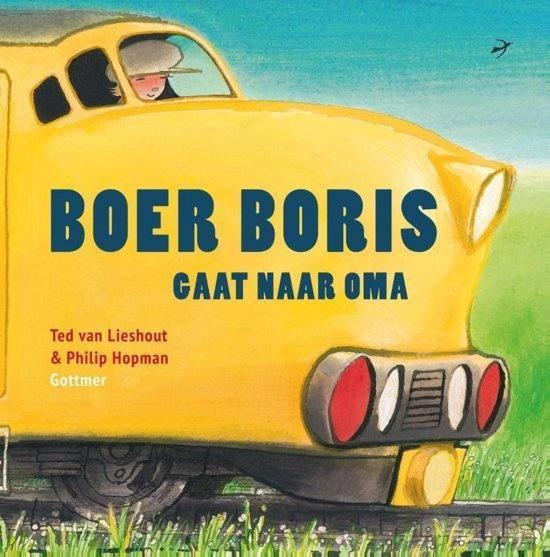Boer Boris gaat naar oma.